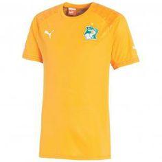 Costa d'Avorio Home Jersey