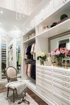 Great Closet!