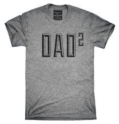 Dad Squared Shirt, Hoodies, Tanktops