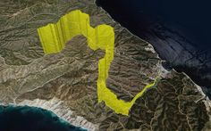 Run the Catalina Eco Marathon in 3D | Mapbox