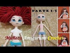 Muñeca Amigurumi Articulada DIY para hacer una muñeca amigurumi articulada. Como en todos los casos, con la base de los muñecos podemos realizar miles de ellos diferentes, tan solo cambiando el pelo, ojos, expresión de la cara, ropa etc. Hoy aprenderás paso a paso, hacer una muñeca amigurumi articulada. También te mostrare muñecas para que …