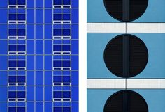 Stunning Architecture Becomes Graphic Art in a Photographer's New Series - Artistry - Curbed National Temporary Architecture, Facade Architecture, Source Of Inspiration, Design Inspiration, Built Environment, New Series, Beautiful Buildings, Installation Art, Graphic Art