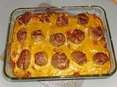 Kartoffel - Bratwurst - Auflauf 3