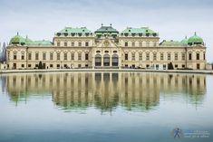 belvedere-palace-wien Palace, Castle, Louvre, Mansions, House Styles, Building, Travel, Viajes, Manor Houses