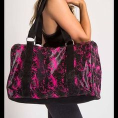 I just discovered this while shopping on Poshmark: VENGEANCE OVERNIGHT BAG. Check it out!  Size: OS