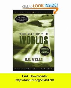 The War of the Worlds (Aladdin Classics) (9781416903680) H.G. Wells, Bruce Brooks , ISBN-10: 1416903682  , ISBN-13: 978-1416903680 ,  , tutorials , pdf , ebook , torrent , downloads , rapidshare , filesonic , hotfile , megaupload , fileserve