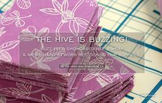 Bee's Wrap was featured on Buzz Feed and we are working hard to restock our supplies!
