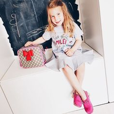 🎀 MINI BLOGGER 🎀⠀ You always wanted to know how bloggers style their children? Then stay tuned and read our NEWS article in our ONLINE MAGAZINE ⠀ 👉🏻 www.barbarafreres.de 👈🏻⠀ Only a few more days and we will show you more of great instagram mum @_shopaholic_girl ⠀ #barbarafreres #instafashion  #shopaholic #mumswithstyle #kidsofblogger #lifestyle #fashion #luxurykidsfashion #style #designerfashion #instakids #summer #instadaily #fashionblogger #glam #instamum #instamamme⠀ #fashiongram…