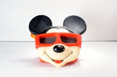Mickey Mouse 3D ViewMaster by DoorCountyVintage on Etsy, $12.00