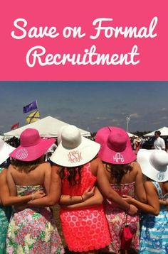 Awesome article on how to save on Formal Recruitment!