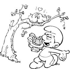 59 coloring pages of Smurfs on Kids-n-Fun.co.uk. On Kids-n-Fun you will always find the best coloring pages first!