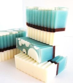 Holiday Soap-Snowy Sleigh Ride, Glycerin and Goats Milk