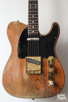 1991 Fender Japan Telecaster TL71 Custom Order Walnut