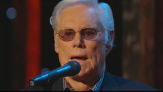 LAST  SONG~ George Jones, Amazing Grace.