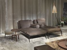FLEXFORM 2015 CITTERIO SOFA ARMCHAIR TABLE COFFEE TABLE