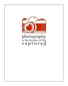 Photography is the beauty of life captured. #photography #quotes
