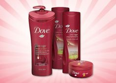 Free Samples of Dove Lotion!