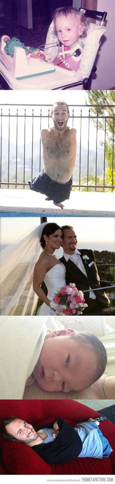 Nick Vujicic is now a father…