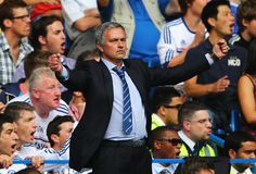 Jose Mourinho - Chelsea v Hull City - Premier League