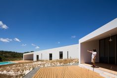 Architizer Blog » Featured Project: House In Odemira By Vitor Vilhena