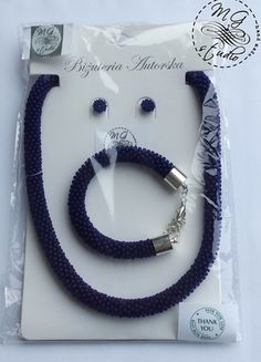 Kup mój przedmiot na #vintedpl http://www.vinted.pl/akcesoria/bizuteria/12552064-bizuteria-hand-made