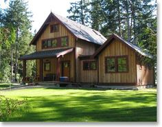 i love ross chapin's houses - this one i have been dreaming of building for years.
