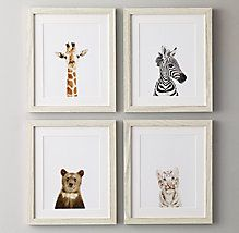 Wall Art | Restoration Hardware Baby & Child