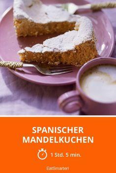 Spanischer Mandelkuchen - smarter - Zeit: 1 Std. 5 Min. | eatsmarter.de