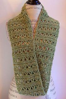 Union Square Infinity Scarf - free crochet pattern by Kristina Olson