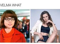 Velma, why are you hiding you goddess bod from us🤷 Crazy Funny Memes, Wtf Funny, Funny Jokes, Hilarious, Dont Judge People, Best Memes Ever, Glo Up, Memes Of The Day, Really Funny