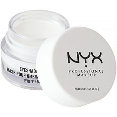 NYX Professional Makeup Eyeshadow Base White
