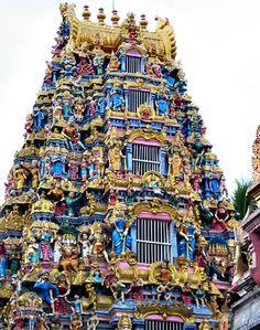 Shri Kali Temple, Yangon, Myanmar