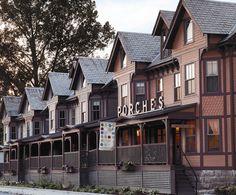 The Porches Inn in North Adams, Mass.