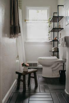 Alyson Morgan | Fireclay Tile Fireclay Tile, Tub Surround, Bathroom Floor Tiles, Style Tile, Panel Curtains, Dark Side, Spotlight, Bathrooms, Thin Brick