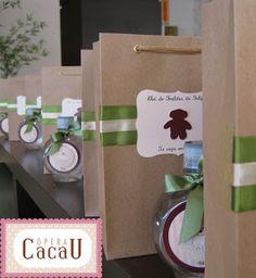Ópera Cacau: Chá de Fraldas do Felipe