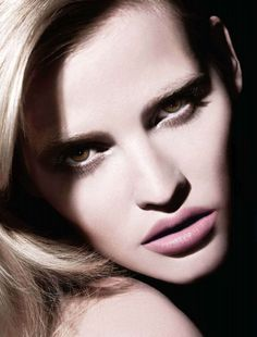 """lara stone for giorgio armani cosmetics f/w 2010 by david sims. """
