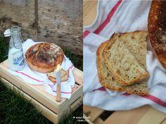 Waniliowa Chmurka   zdjęcia i przepisy.sezonowo, naturalnie, z pasją: Chleb wiejski ze słynnej w San Francisco 'Tartine & Cafe Bakery'