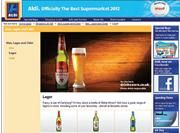 Aldi tops the table of drinks retailing sites
