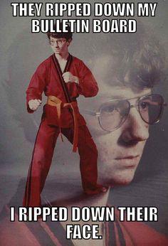 ra-chronicles:    Karate Kyle: RA Edition