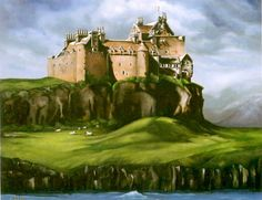 In 1691 the Campbell clan returned to their own castle carrying