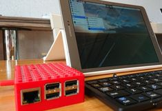 use android tablet as screen for raspberry pi
