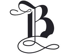 171 Best B Images Letter B Illuminated Manuscript Monogram Letters