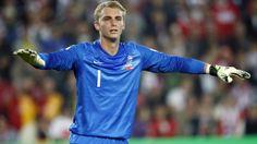 Jasper Cillessen -- Netherland Goalkeeper 2014
