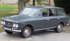 1966 Datsun 411 Wagon Maintenance/restoration of old/vintage vehicles: the material for new cogs/casters/gears/pads could be cast polyamide which I (Cast polyamide) can produce. My contact: tatjana.alic@windowslive.com