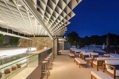 Mulini Beach, Rovinj, 2014 - 3LHD Architects