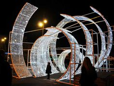 FRANCE - Cannes - Illuminations 2013 by Blachère Illumination http://www.blachere-illumination.com