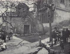 Plaka, Athens, 1950