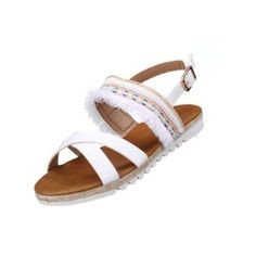 Sandales Avec Des Chaussures Sangle De Rosa Evita tHC3PA