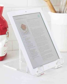 Easy iPad Stand