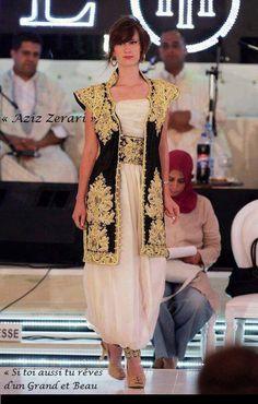 Tenue traditionel Algérienne